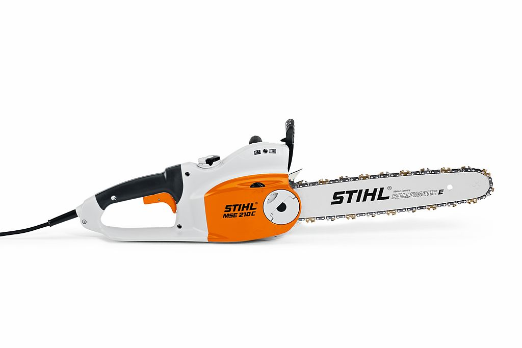 stihl mse 210 c bq elektrische kettingzaag tuinmachines heynssens. Black Bedroom Furniture Sets. Home Design Ideas