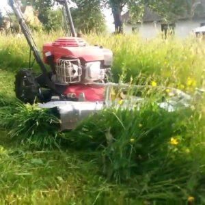 Ruw terrein grasmaaiers
